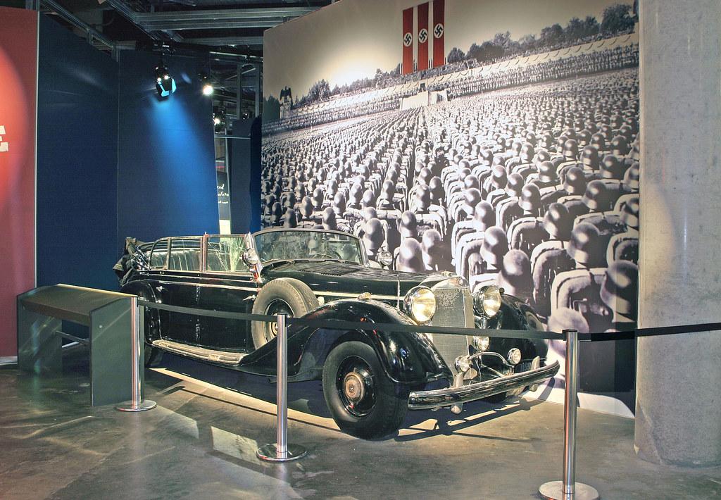 Hitler S Car Canadian War Museum
