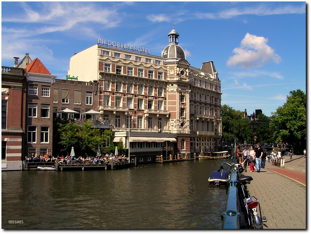 Hotel Amsterdam B B