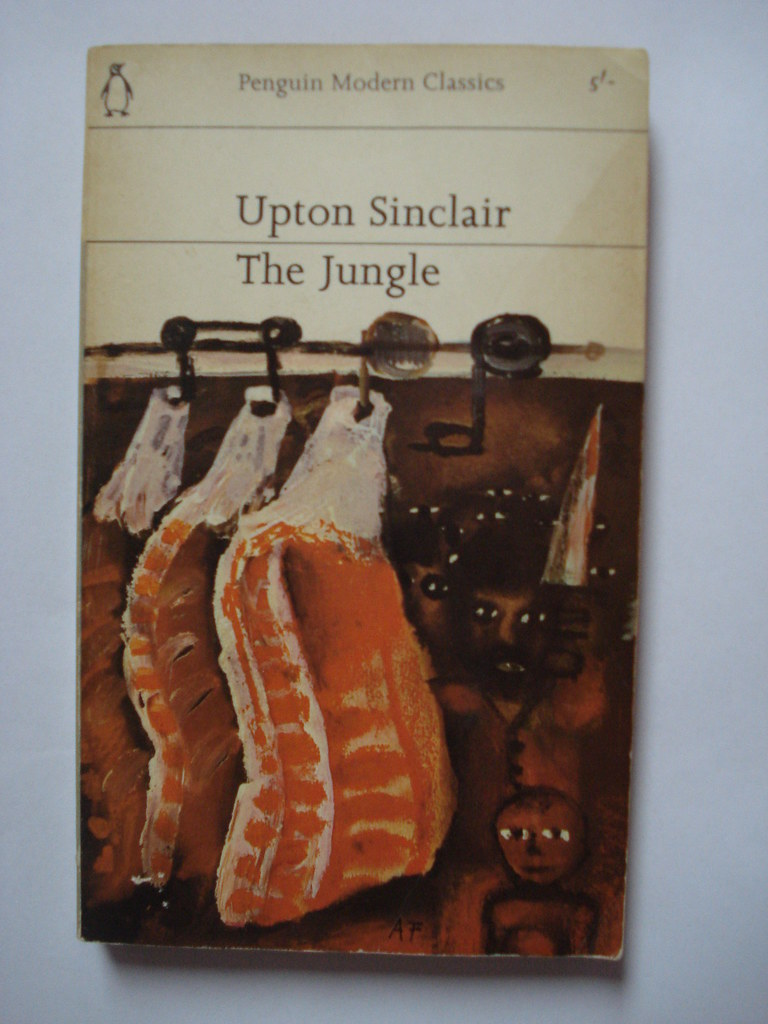 critical analysis of upton sinclairs the jungle Free upton sinclair the jungle papers critical analysis of upton sinclair's the jungle - the jungle is a novel that focuses on a family of immigrants.