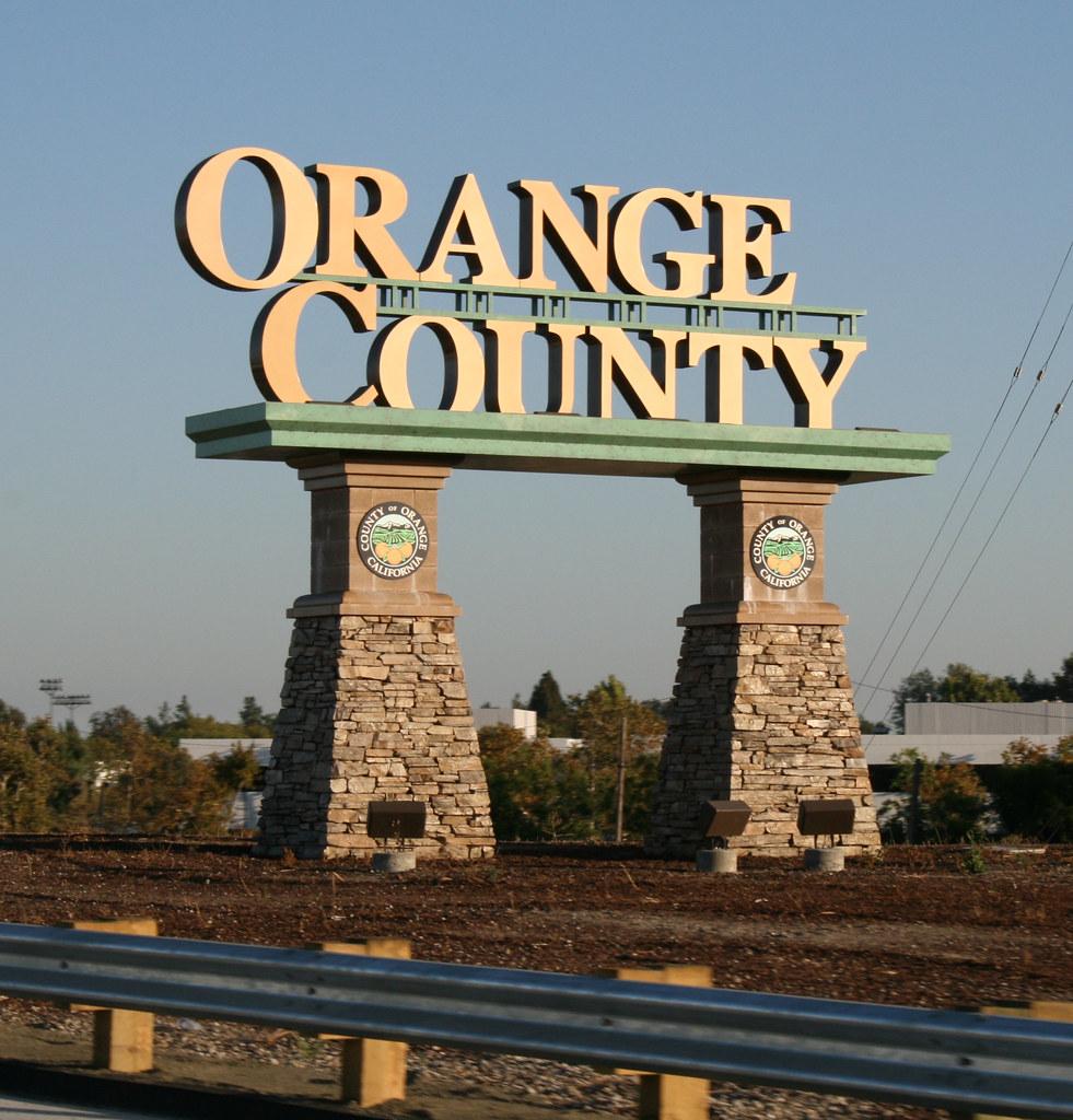 orange county free