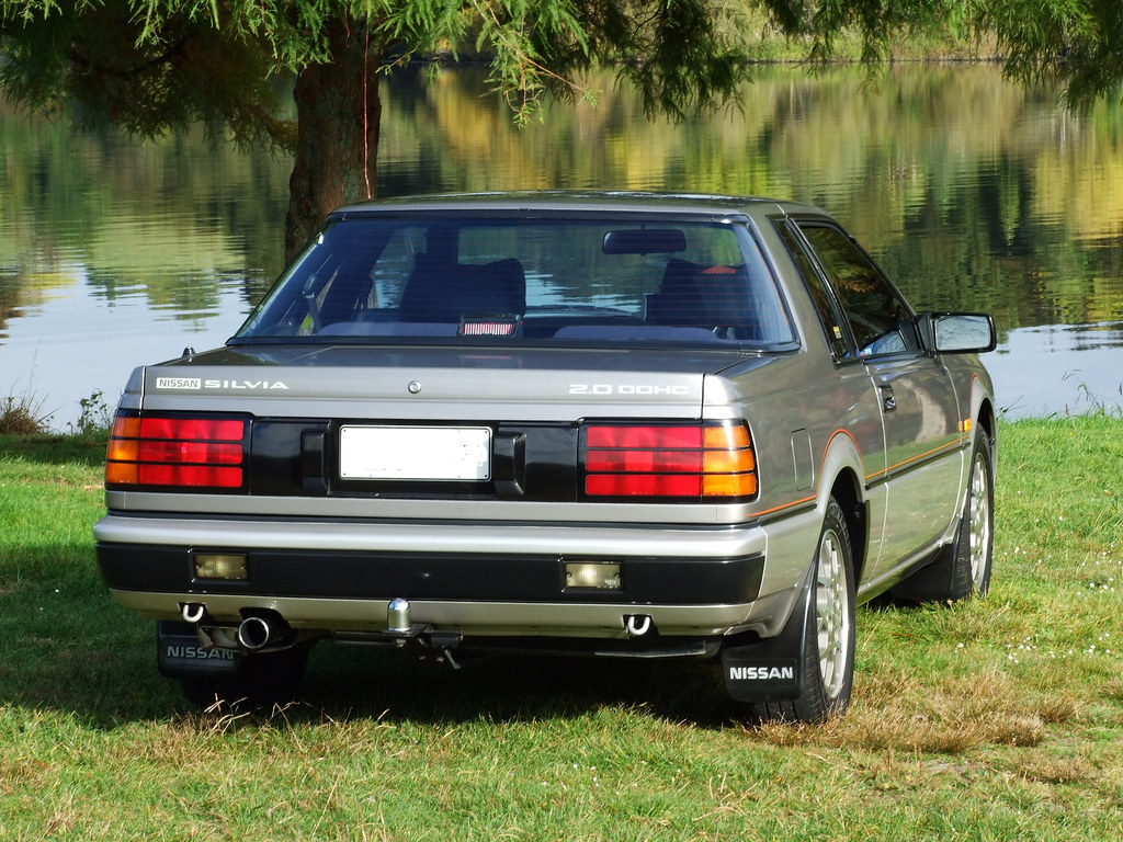 1985 nissan silvia s12 the towbar is to discourage. Black Bedroom Furniture Sets. Home Design Ideas