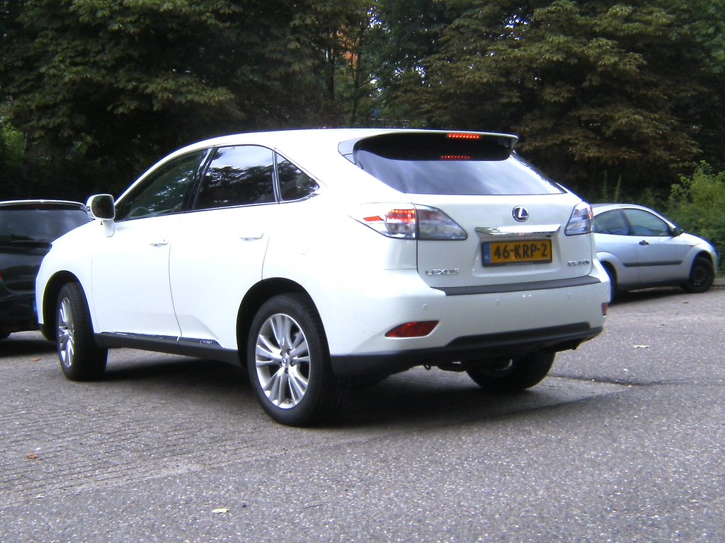 lexus rx450 hybride 2010 alwin n ller flickr. Black Bedroom Furniture Sets. Home Design Ideas