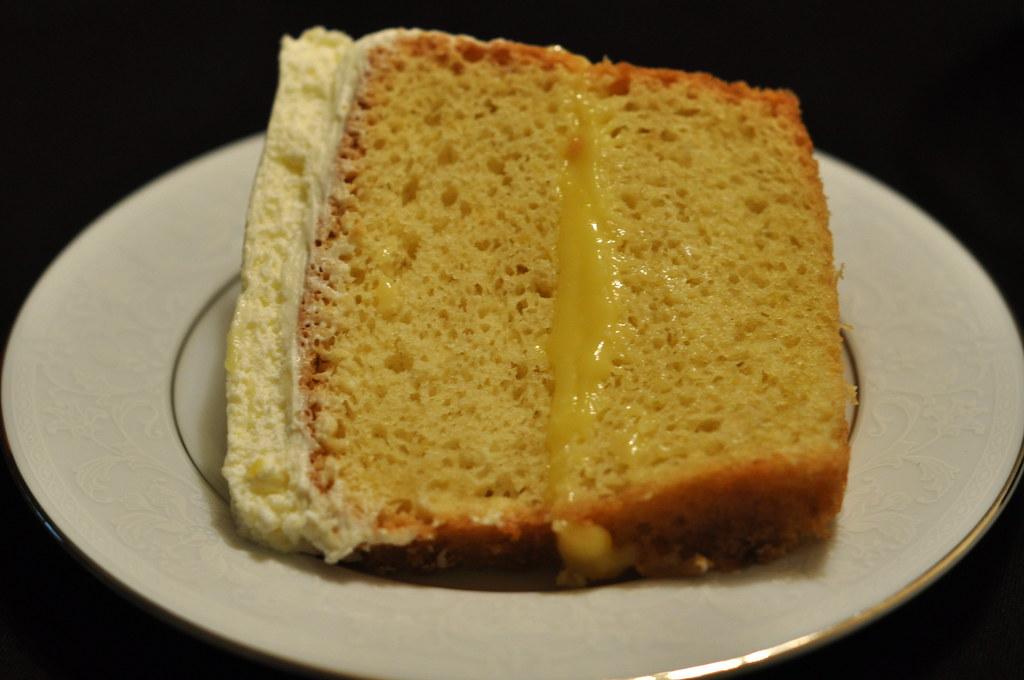 Chiffon Cake Frosting Recipe