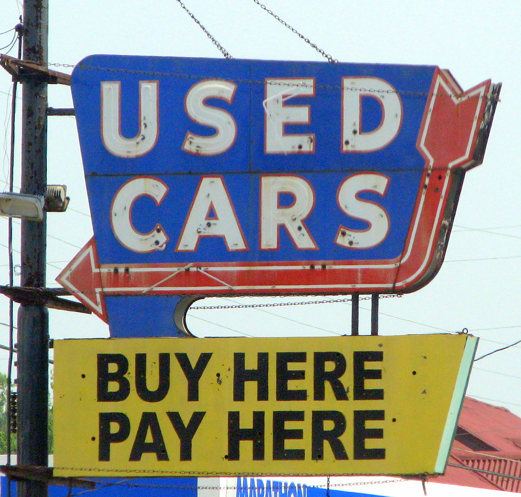 Used Car Dealerships On Mount Moriah