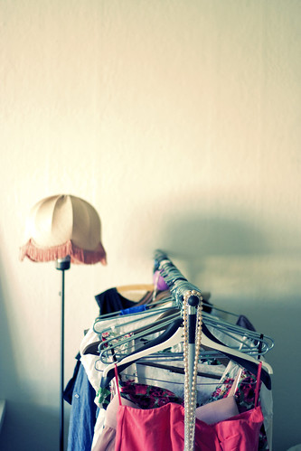 Clothes rack | by marigrafen