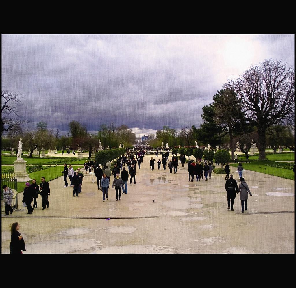 Les jardins des tuileries muse du louvre since 1990 - Les jardins du louvre ...