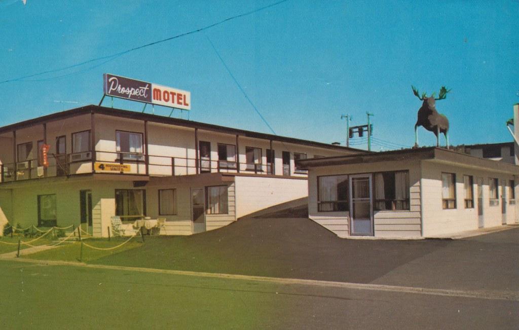 Prospect Motel - Wawa, Ontario