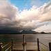 Evening view @ Malambuzha Dam top