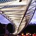 Campo Volantín footbridge, Bilbao, Spain
