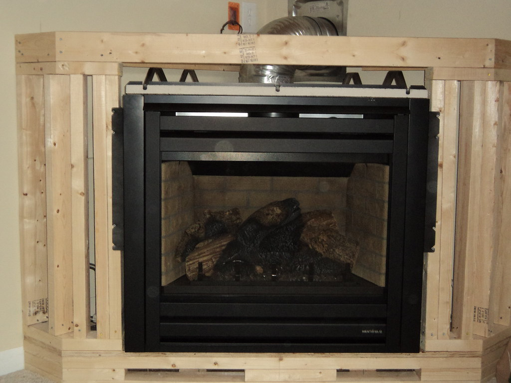 Gas Fireplace Installation In Southern Nh Fireplacevillage Flickr