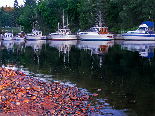 Black River Harbor | by Gary of the North(Footsore Fotography)