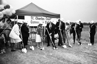 SCC Phase 2 Ground Breaking Ceremony | by St. Charles Community College
