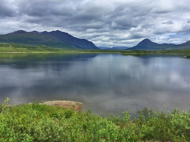 Tangle Lakes (Denali Highway, Alaska)