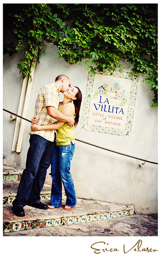san antonio engagement photos | by Erica Velasco | Wedding Photographer