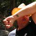 Steve's Butterfly Tattoo