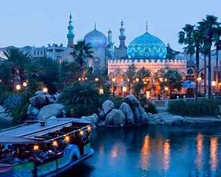 Arabian Coast at Dusk | by Peter E. Lee