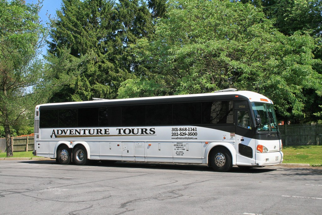 Eastern Canada Bus Tours
