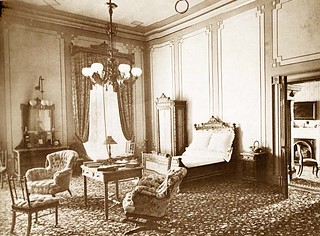 President Rutherford B. Hayes master bedroom White House 1 ...