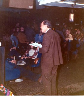 1971-11-02 William Sylvester at The One Eyed Cat 2 | by Outriders_PoetryProject