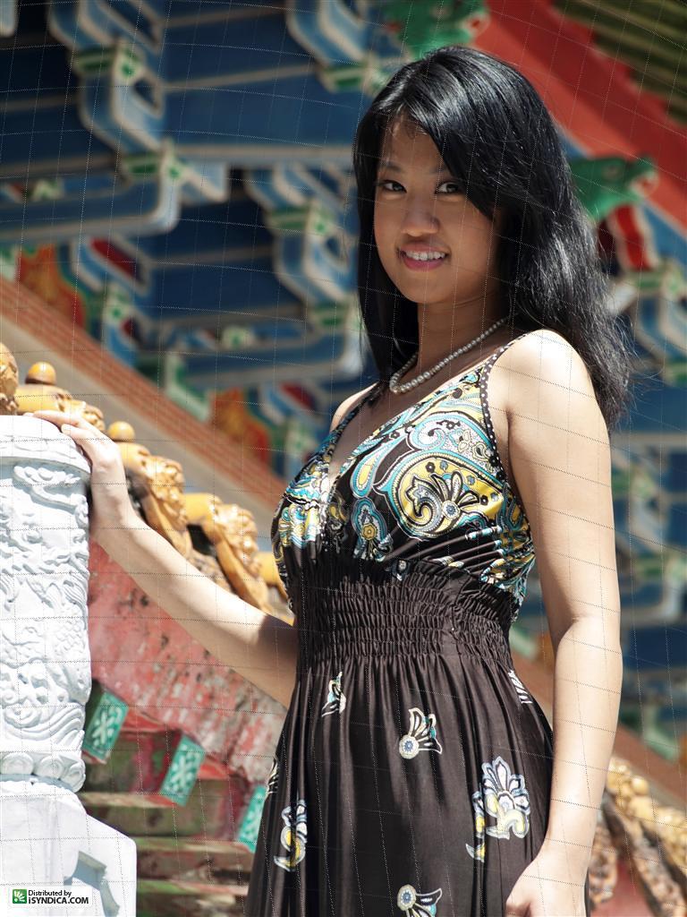 Beautiful Malaysian Girl  Beautiful Malaysian Girl -6768