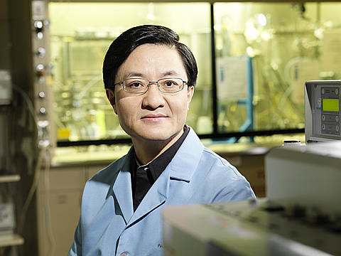 Dr. Yong Wang | by Pacific Northwest National Laboratory - PNNL