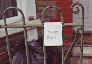 Please take bins | by Walt Jabsco