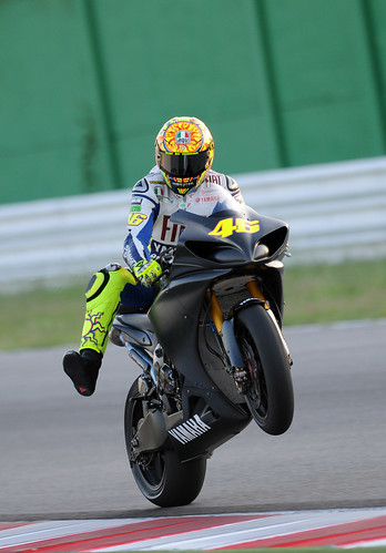 Yamaha Test Ride