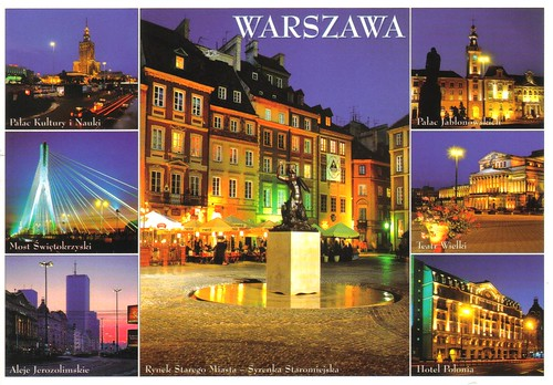 image Postcards from warsaw 2