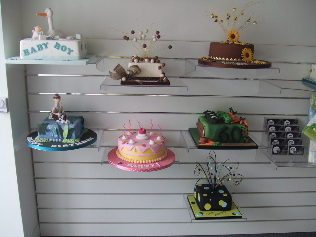 Cake Design Store : CAKE - CAKE DISPLAY JULY 2010 Just a few celebration ...