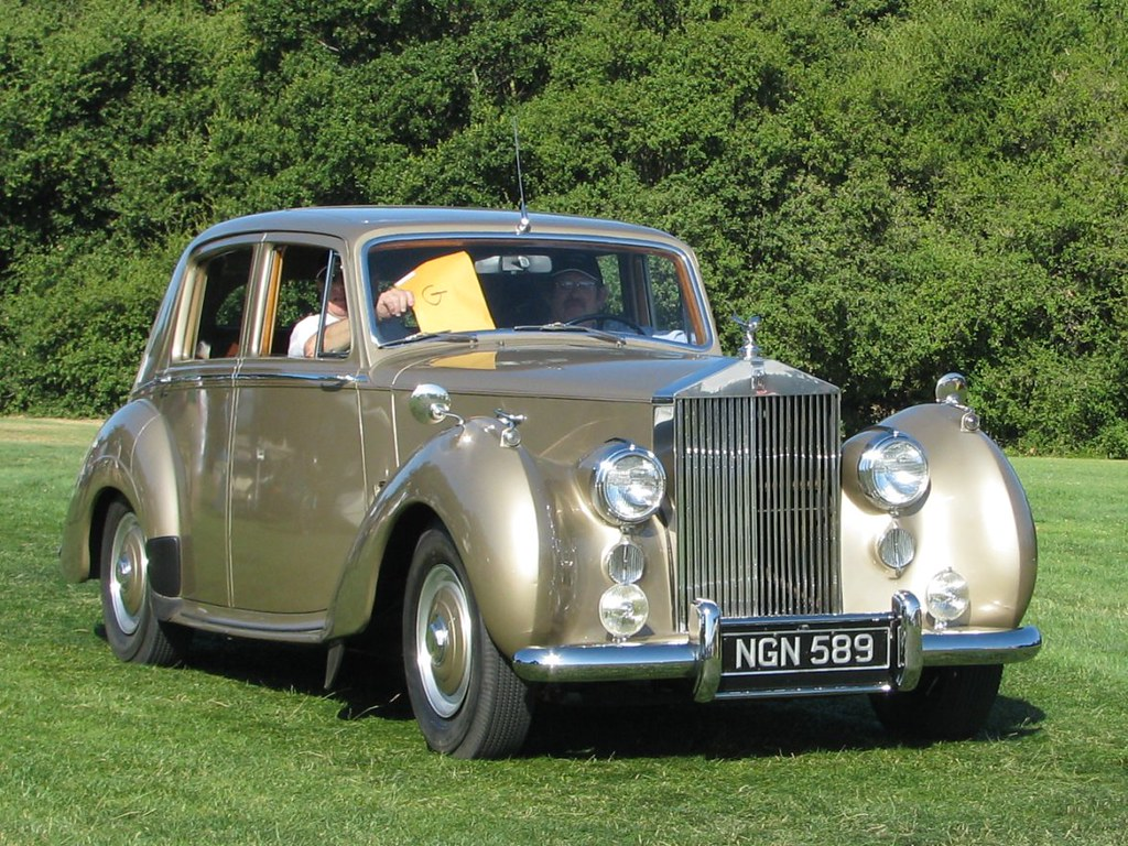 Royce Royce >> 1952 Rolls-Royce Silver Dawn 1 | Photographed at the Palo Al… | Flickr