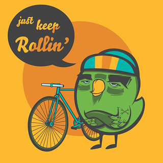 just keep rollin | by blablasah