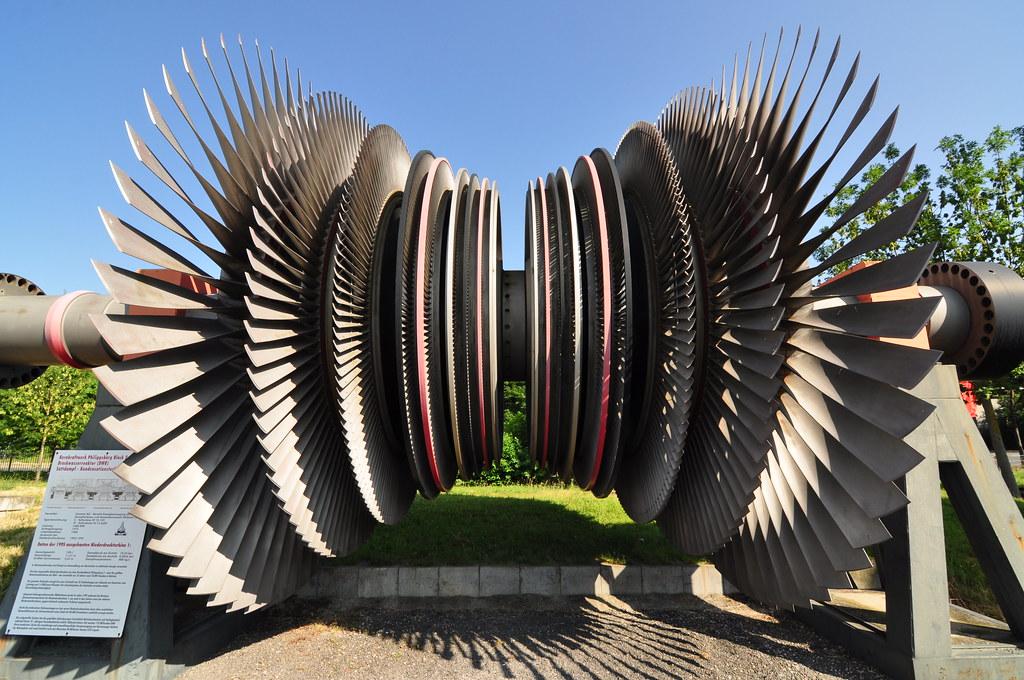 technik museum speyer turbine of a nuclear power plant flickr. Black Bedroom Furniture Sets. Home Design Ideas