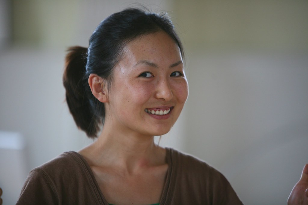 Welcome Yang Dan Yang Joins Our Crew At The Studio She