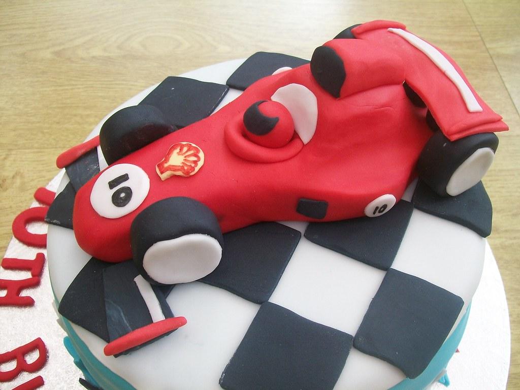 formula 1 racing car cake toppercakeebakey formula 1 raci Flickr