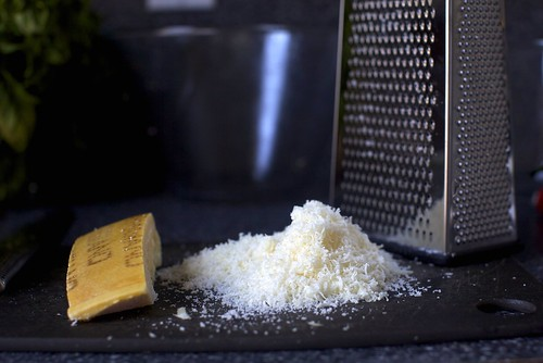grated parmesan | by smitten kitchen