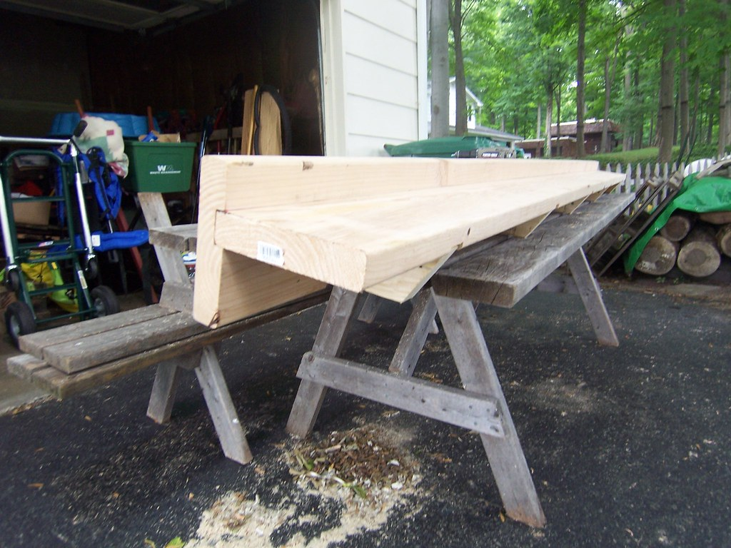 Timber Guide Rail