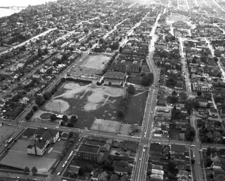 Aerial of Central District, 1968 | by Seattle Municipal Archives
