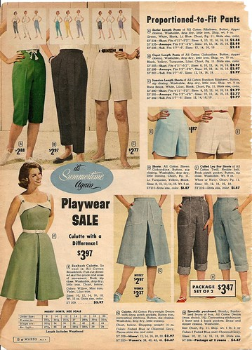 montgomery ward summer 1961 catalog | by CapricornOneVintage