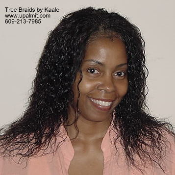 Wet And Wavy Products On Natural Hair