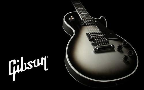 My Gibson Les Paul Wallpaper