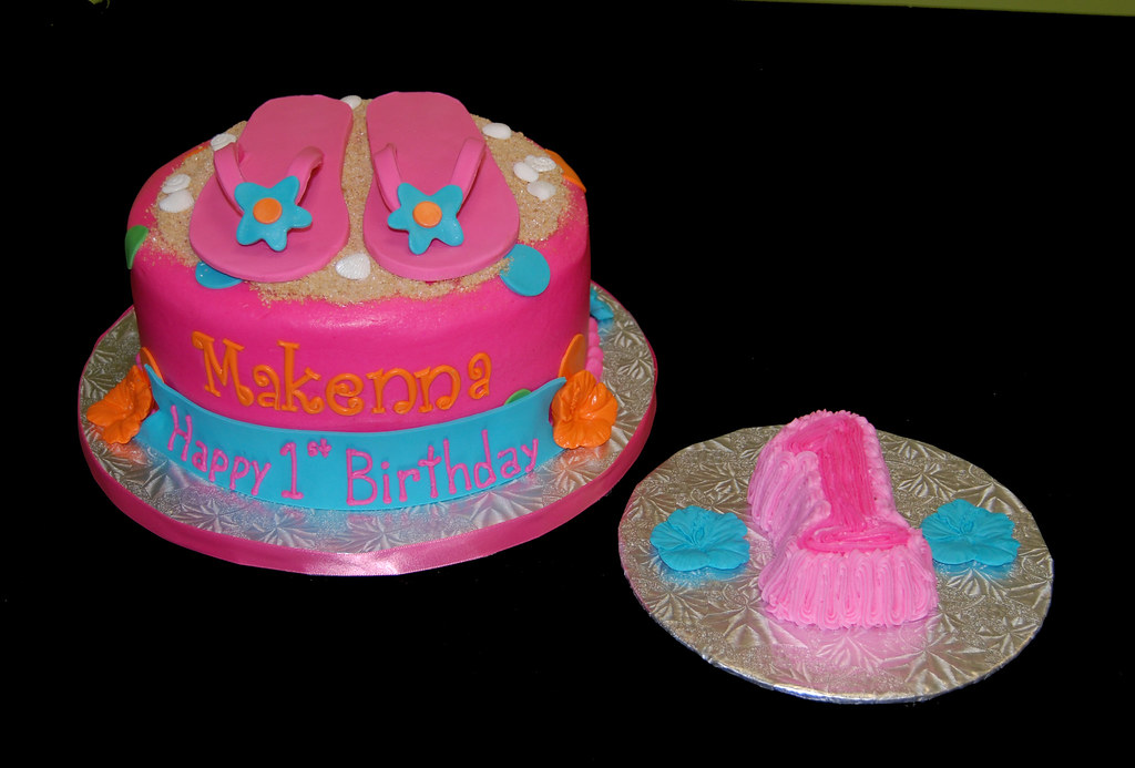 Bright Colored Cake Ideas