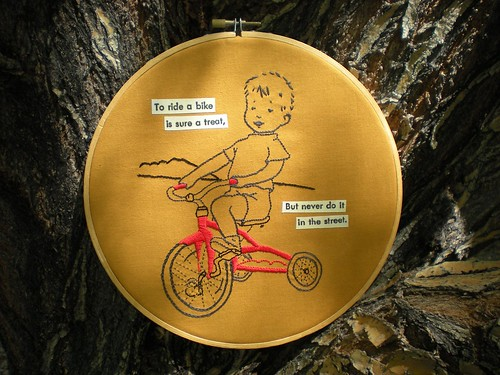 Bike Safety Hoop | by xperimentl
