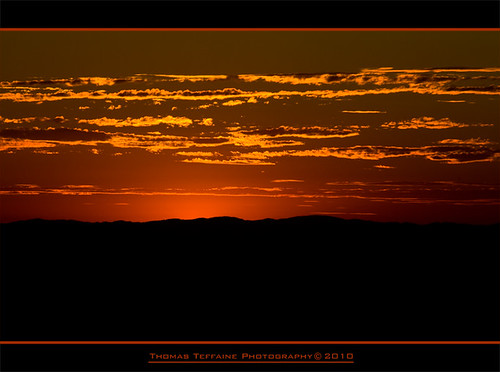 Sunset on Mars | by Thomas Teffaine Photographie