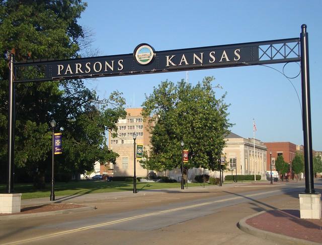 Downtown Parsons Kansas Flickr Photo Sharing