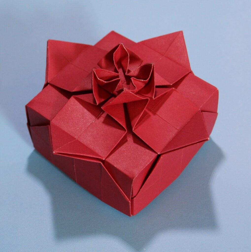 Flower box evan zodl designed and folded june 2010 fold flickr flower box evan zodl by ez origami mightylinksfo
