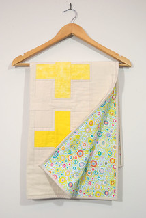 Yellow Cross Quilt | by Carson Converse