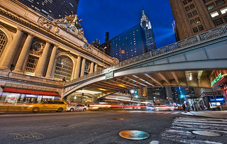Grand Central, Pershing Square, Chrysler Building NYC - Manhattan | by DiGitALGoLD