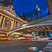 Grand Central, Pershing Square, Chrysler Building NYC - Manhattan
