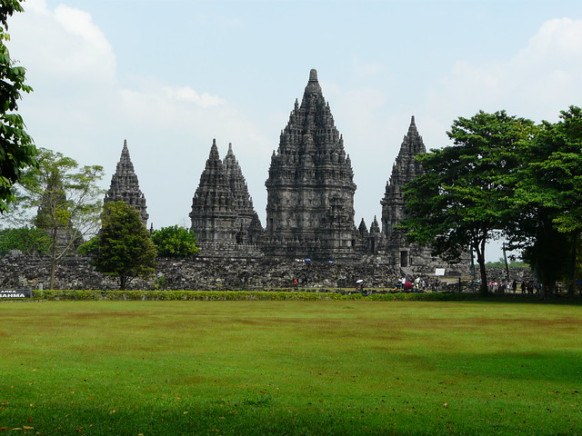Templos de Prambanan (Indonesia)