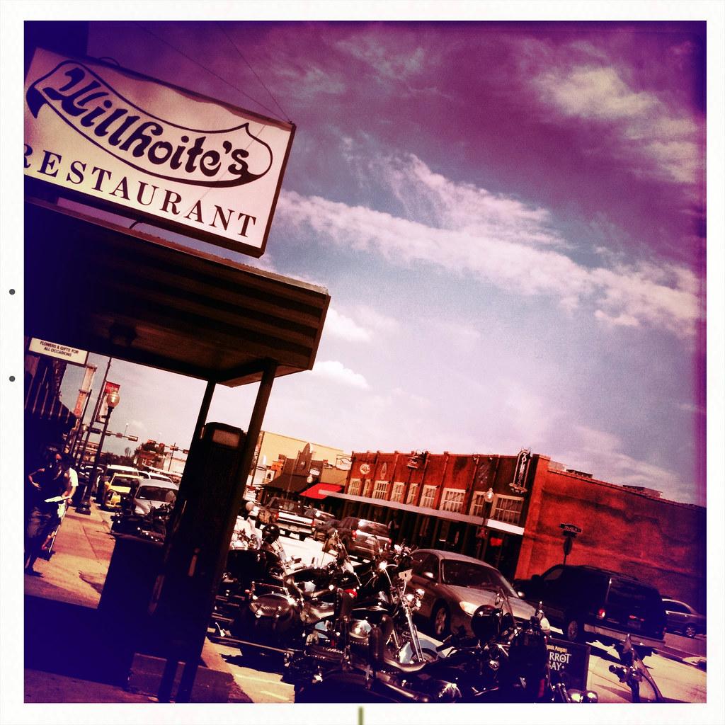 Grapevine Texas Historic Downtown Willhoites Restaurants Flickr
